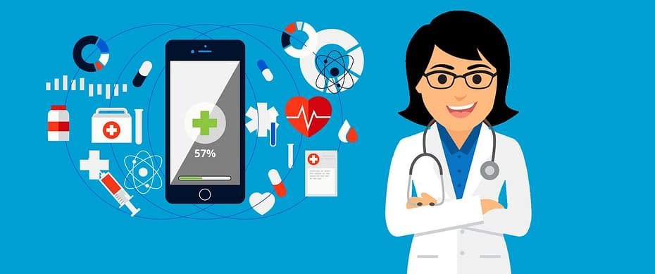 How Are Mobile Apps Changing Healthcare Industry in Worldwide