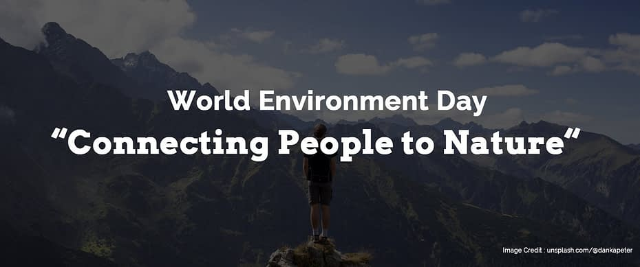 World Environment Day: Just a formality or Our Responsibility towards Earth
