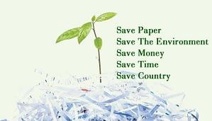 Save Tree Save Country